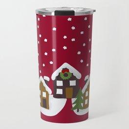Winter idyll Travel Mug