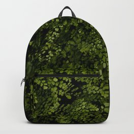 Small leaves Backpack