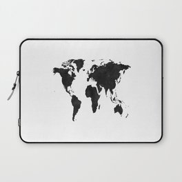 World Map Wall Art,World Map Canvas,World Map Print,World Map Poster,Printable Art,World Map Svg,Wat Laptop Sleeve