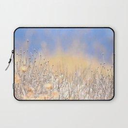 Mediterranean vegetation on Mallorca during summer Laptop Sleeve
