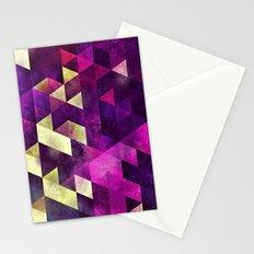fykk yrly Stationery Cards