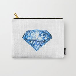 Blue Diamond Carry-All Pouch