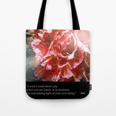 I Wish I Could Show You... Tote Bag