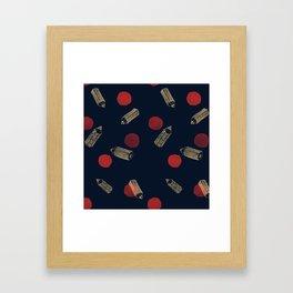 That day, I: One Framed Art Print