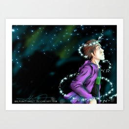 Do You Believe In Magic? Art Print