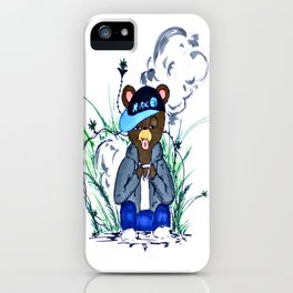 Brendank iPhone Case
