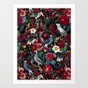 FLORAL AND BIRDS XX by burcukorkmazyurek