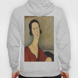 "Amedeo Modigliani ""Madame Hanka Zborowska"" Hoody"
