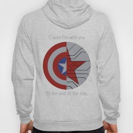 Stucky Shields (With Quote) Hoody