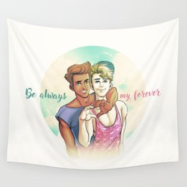 Be Always My Forever Wall Tapestry