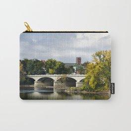 Memorial Bridge Landscape Carry-All Pouch