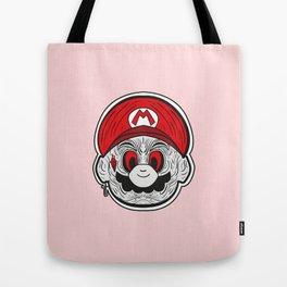 Dead Mario Tote Bag