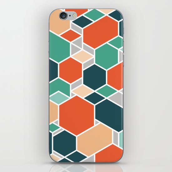 Hex P iPhone & iPod Skin