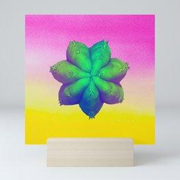 San Pedro Pachanoi Cactus Art Mini Art Print