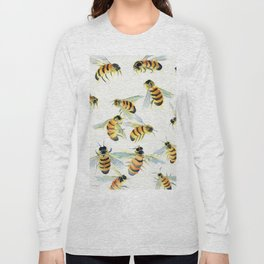 All About Bees Long Sleeve T-shirt