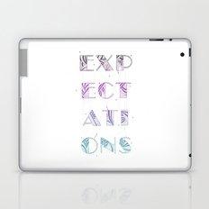 Expectations Laptop & iPad Skin
