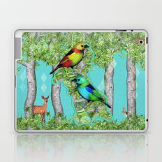 Forest Trip Laptop & iPad Skin