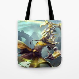 Classic Master Yi League Of Legends Tote Bag