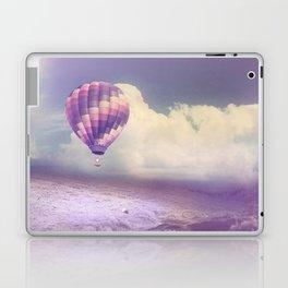 BALLOON FLIGHT Laptop & iPad Skin