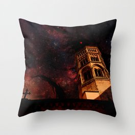 Not The God We Expected Throw Pillow