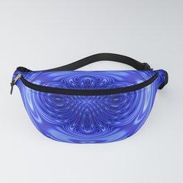 Flow Blue Fanny Pack