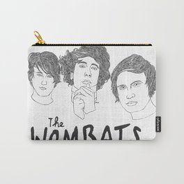 The Wombats Carry-All Pouch
