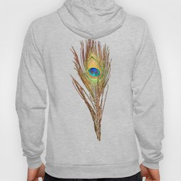 Peacock Feathers Invasion - Wave Hoody
