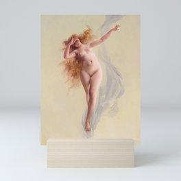 "Luis Ricardo Falero ""Dawn"" Mini Art Print"