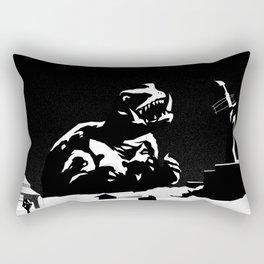 Gamera: The Giant Monster Rectangular Pillow