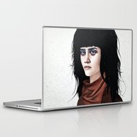 ruben Laptop & iPad Skins featuring Us and Them by Ruben Ireland