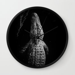 In Texas Wall Clock