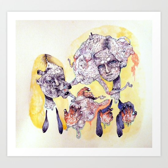 Olympia Art Print