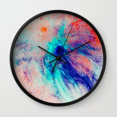 Radius Wall Clock