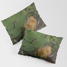 Cactus Bloom Pillow Sham
