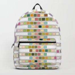Urine Dipstick Art Backpack