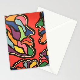 Libmandy Art: ONE LOVE Stationery Cards
