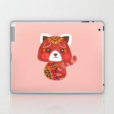 Jessica The Cute Red Panda Laptop & iPad Skin