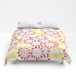 moves in red and yellow parts Comforters