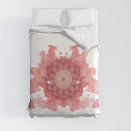 Inkdala II Psychology Art Comforters