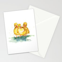 Little Ducks Stationery Cards