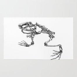 toad bones Rug