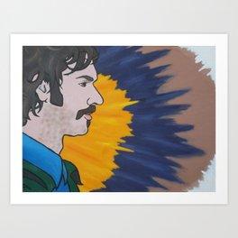 Jazz Maverick Art Print