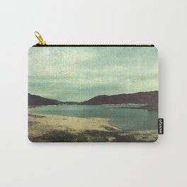Abandoned beach Carry-All Pouch