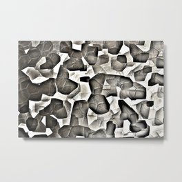 paving stones Metal Print