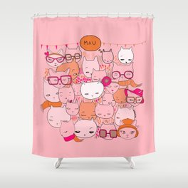 Cats&Cats Shower Curtain