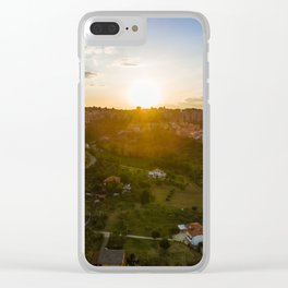 Goodnight, Chieti Clear iPhone Case