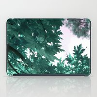 turquoise iPad Cases featuring turquoise by Françoise Reina