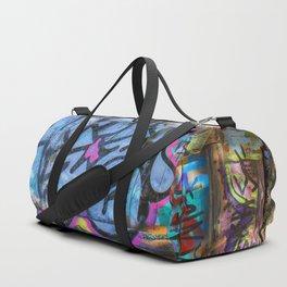 Painted Doorway Duffle Bag