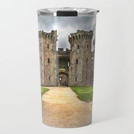 Gateway To The Castle Travel Mug