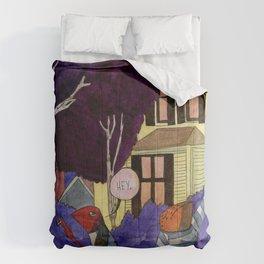 Dead End Frog Kids Comforters